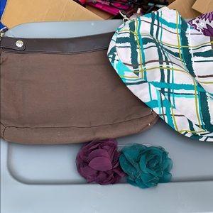 Thirty one skirt purse lot